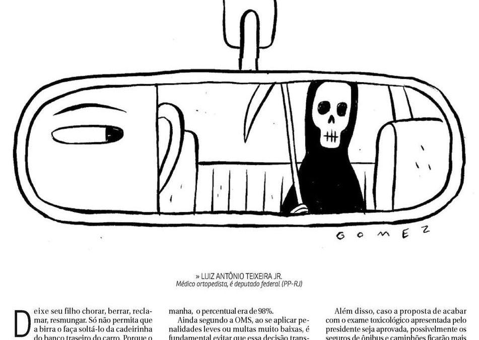 Condução Perigosa – Correio Brasiliense