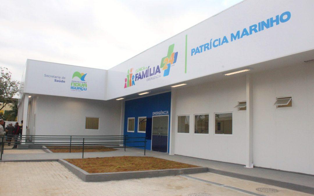 R$ 12 milhões para reabertura de emergência da C.F. Patrícia Marinho