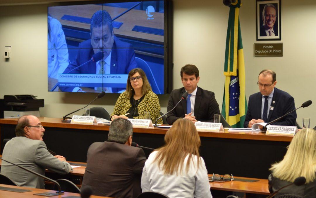 Comissão Externa do Coronavírus quer audiência com Bolsonaro