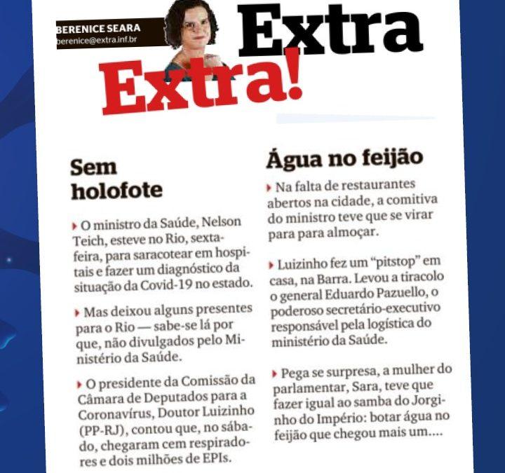 Dr. Luizinho na mídia
