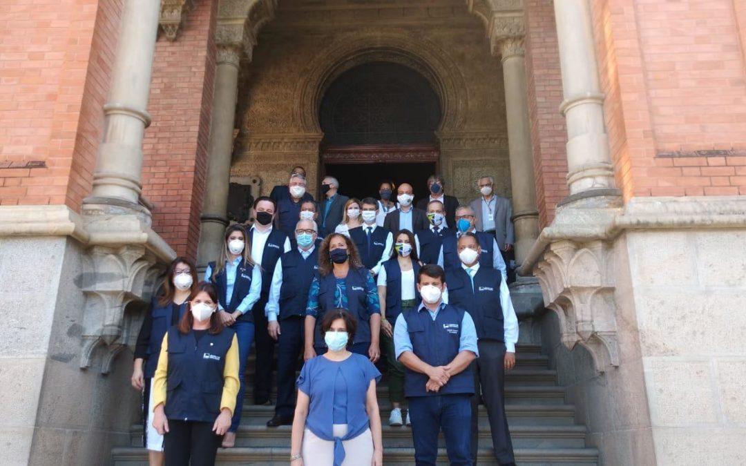 Comissão externa de enfrentamento à Covid-19 visita Bio-Manguinhos