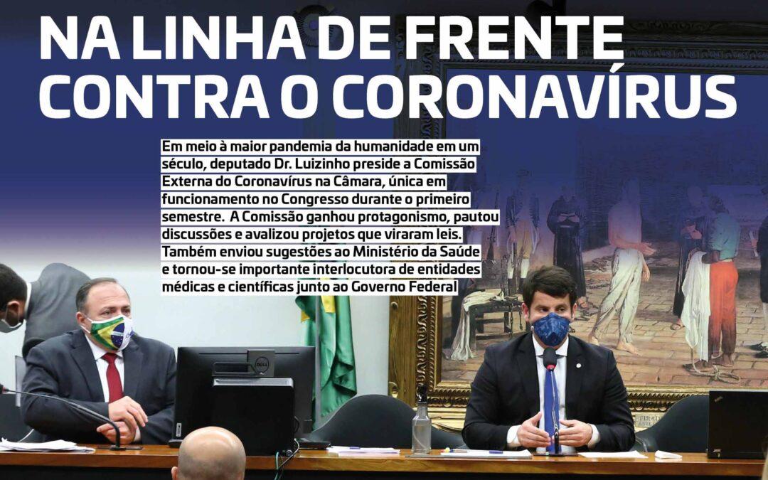 Comissão de Coronavírus da Câmara – seis meses