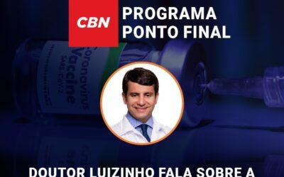 Com a Lei Covid, podemos ter vacinação em janeiro no Brasil