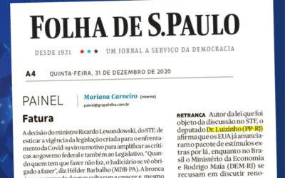 Painel Folha – 31/12/2020