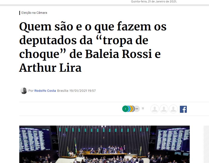 """Quem são e o que fazem os deputados da """"tropa de choque"""" de Baleia Rossi e Arthur Lira"""