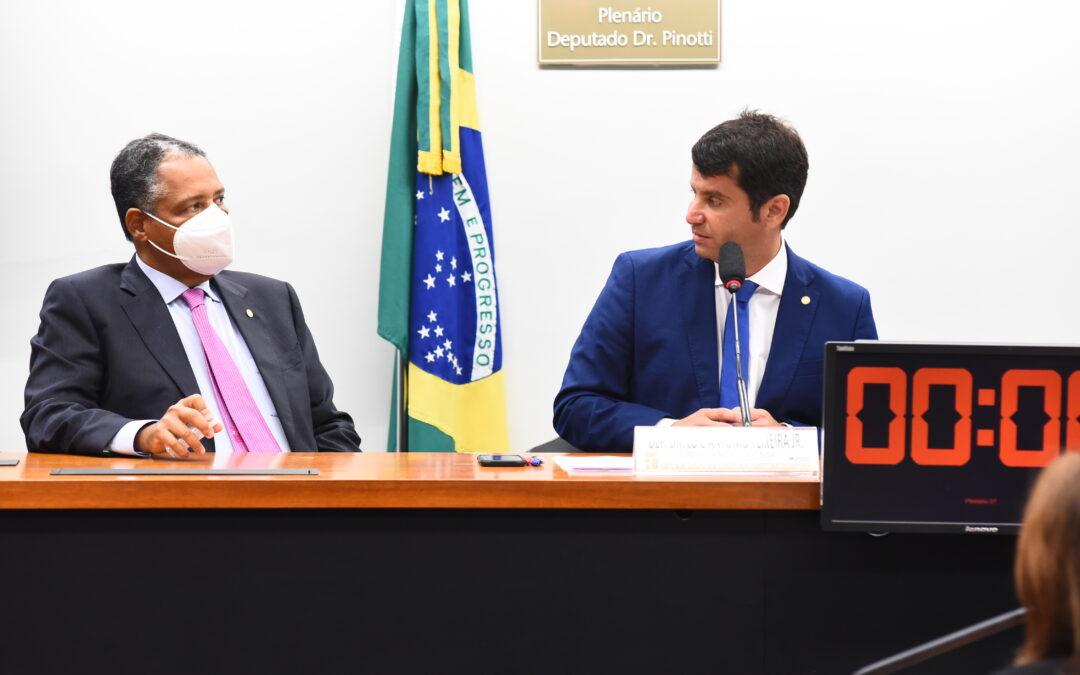 Deputado Dr. Luizinho (PP/RJ) é o novo presidente da CSSF