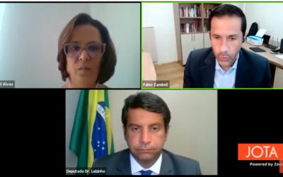 Live com deputado Dr. Luizinho (PP-RJ) sobre Agenda Legislativa da Saúde