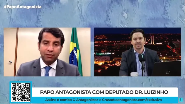 Papo Antagonista com Dr. Luizinho