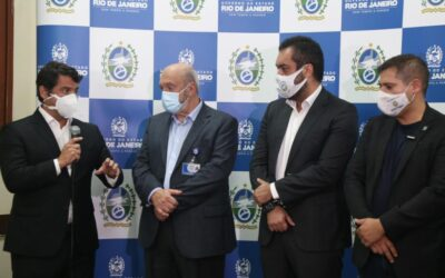 Dr. Luizinho participa de inauguração de Centro especializado em tratamento pós-Covid