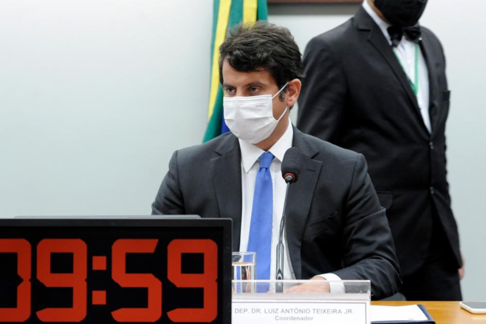 'Investimento em controle alfandegário é essencial nesse momento', defende Dr. Luizinho